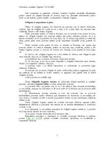 Colectarea Creantelor Bugetare - Pagina 2