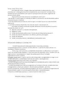Organizarea Generala a Contabilitatii Societatilor Comerciale - Pagina 2