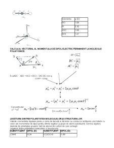 Proprietatile Electrice ale Moleculelor - Pagina 2