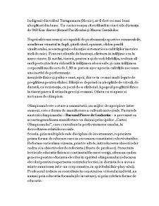 Istoria Jocurilor Olimpice. Istorie și Contemporaneitate - Pagina 3