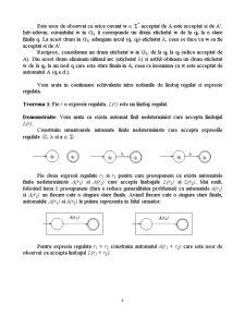 Expresii Regulate si Gramatici Regulate - Pagina 4