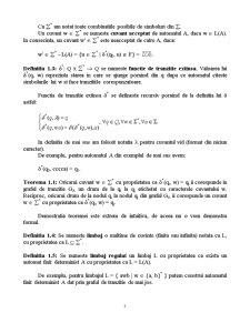 Limbaje Formale și Compilatoare - Pagina 3