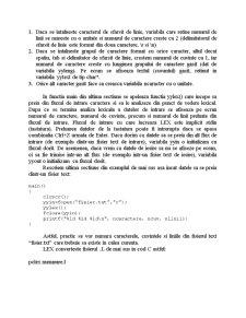 LEX - Lexical Analyzer - Pagina 4