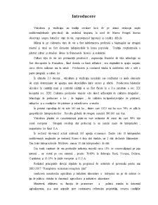 Viticultura si Vinificatie - Intreprinderea Chatau Vartely - Pagina 2