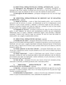 Clasificarea Infractiunilor in a Caror Constatare Poate Fi Utilizata Expertiza Contabila - Pagina 2
