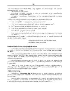 Managementul Carierei - Pagina 4