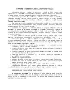 Amenajarea Teritoriului - Pagina 1
