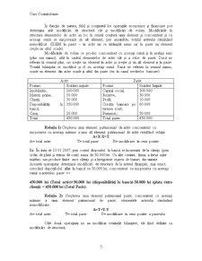 Patrimoniul si Bilantul - Fundamente ale Logicii Contabile - Pagina 5
