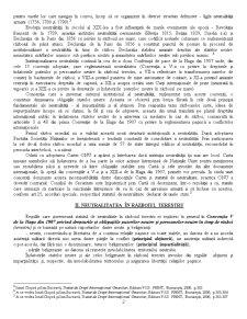 Beligeranta - Neutralitatea in Timp de Conflict Armat - Pagina 2