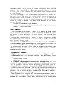Dreptul Tratatelor, Organizatiile Internationale - Pagina 5