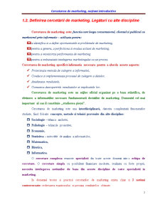 Cercetarea de Marketing - Pagina 2