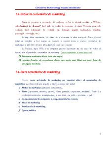 Cercetarea de Marketing - Pagina 3