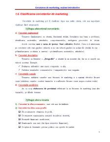 Cercetarea de Marketing - Pagina 5