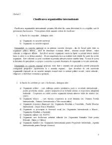 Organizatii Internationale - Pagina 3