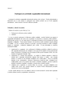 Organizatii Internationale - Pagina 5