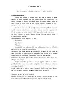 Biochimie - Pagina 1