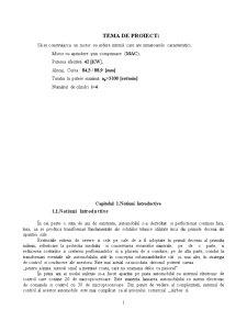 Proiect CCMAI - Motor cu Ardere Interna - Pagina 1