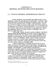 Analiza Comparativă a Sistemelor de Pensii Private din România și Croația - Pagina 4