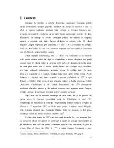 Federalism si Prezidentialism - Analiza Sistemului Administrativ Federal in Statele Unite - Pagina 4