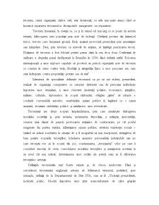 Implicatiile Psihologice ale Terorismului - Pagina 4