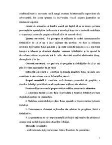 Argumentarea Folosirii Mijloacelor din Atletism pentru Dezvoltarea Vitezei la Fotbaliștii de 12-14 Ani - Pagina 5
