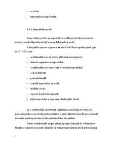 Sfera Activității de Administrare a Creanțelor Fiscale - Pagina 2