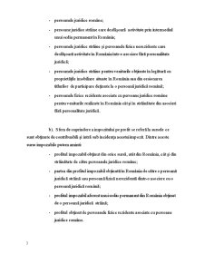 Sfera Activității de Administrare a Creanțelor Fiscale - Pagina 3