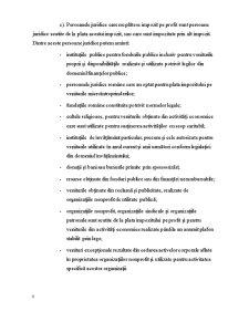 Sfera Activității de Administrare a Creanțelor Fiscale - Pagina 4