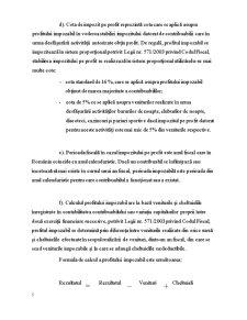 Sfera Activității de Administrare a Creanțelor Fiscale - Pagina 5
