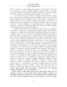 Guvernanță Corporativă - Pagina 5