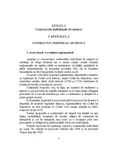 Dreptul Muncii - Partea Specială - Pagina 2
