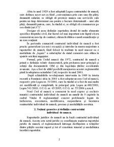Dreptul Muncii - Partea Specială - Pagina 3