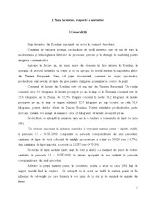 Cercetare de Piata privind Lactatele - Iaurturi - Pagina 1