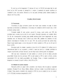 Cercetare de Piata privind Lactatele - Iaurturi - Pagina 2