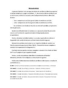 Instalatii de Ventilare si Climatizare - Cladire de Birouri - Pagina 2