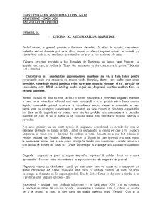 Asigurari Maritime - Pagina 1