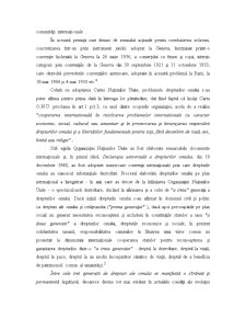 Drepturile Omului în Legislația Internațională - Pagina 2