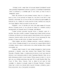 Drepturile Omului în Legislația Internațională - Pagina 5
