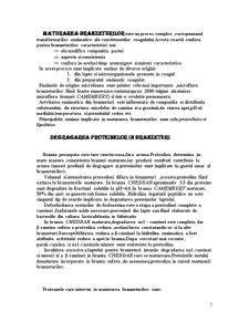 Procese Enzimatice care au Loc la Maturarea Branzeturilor - Pagina 3