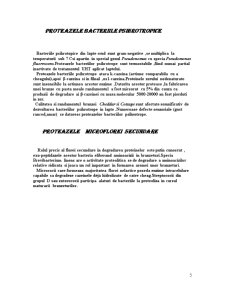 Procese Enzimatice care au Loc la Maturarea Branzeturilor - Pagina 5