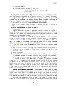 Clauza de Arbitraj si Compromisul - Pagina 3