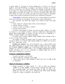 Clauza de Arbitraj si Compromisul - Pagina 4