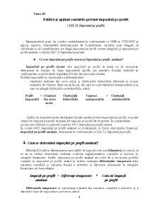 Fundamentarea Politicilor Contabile cu Ajutorul Cadrului Conceptual - Pagina 1