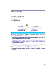 Ecologie Generală - Pagina 4
