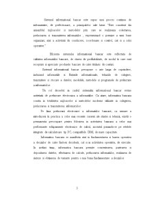 Sistemul Informational Bancar - Pagina 3