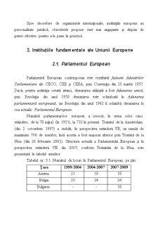 Organizarea Uniunii Europene - Pagina 3