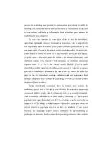 Conceptul și Funcțiile Agromarketingului - Pagina 3