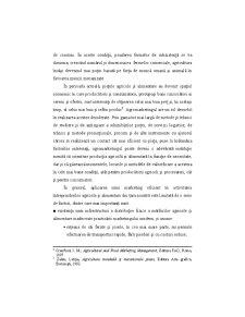 Conceptul și Funcțiile Agromarketingului - Pagina 4