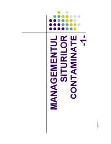 Managementul Siturilor Contaminate - Pagina 1