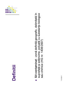 Managementul Siturilor Contaminate - Pagina 5